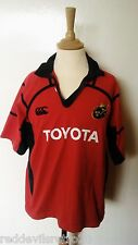 Munster Official CNZ Rugby Union Jersey (Youths 10 Years)