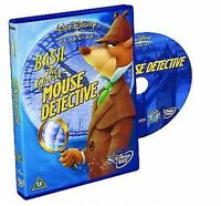 Basilic The Great Souris Detective DVD Neuf DVD (BED888512)