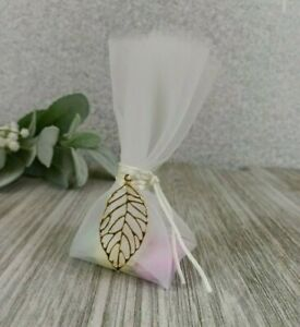 Tulle Organza Wedding Party Favor Pouch Birthday Decoration Shower Party Bags 50
