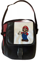 Black and white Mario Nintendo DS Carrying Case