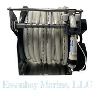 "Glendinning Products Hosemaster Model LW 05520-12-75 5/8""| 150 PSI | 12V | 75'"