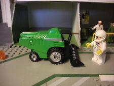Corgi no Junior Husky Matchbox Combined Harvester Farm Diorama Railway N Guage?