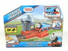 Thomas & Friends Trackmaster Water Tower Starter Set With Adaptor Fisher Price