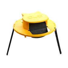 Creative Flip N Slide Bucket Lid Mouse Trap Humane Or Lethal Trap Door StylK1