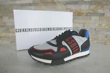 orig Bikkembergs Sneakers Gr 43 Sportschuhe Schuhe mehrfarbig neu ehem UVP 178 €