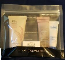 Avon x The Face Shop Collab Deluxe Sampler - New Set in Bag - Fast Free Shipping
