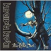 Iron Maiden-Fear Of The Dark EMI 007777991622 1992  Holland Press BIEM/STEMRA CD