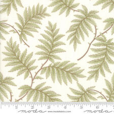 MODA Fabric ~ POETRY ~ by 3 Sister's (44135 11) Porcelain - by the 1/2 yd