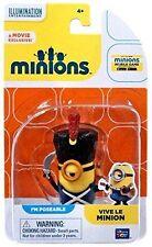 Minions Vive Le Minion Poseable Action Figure Despicable Me