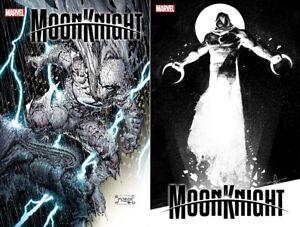 MOON KNIGHT #1 MCNIVEN ZAFFINO VARIANT SET NM MARC SPECTOR KHONSHU AVENGERS 7/21
