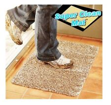 Tapis Magique Paillasson Clean Step Mat Vu TV Microfibre Ultra-absorbant