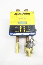 ROCON DP-A1-6-6E/6F2D1/D30-N-H-1111-HA DELTAPOINT WATER METER 4GPM 24V D586165