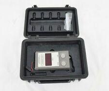Intoximeters  ALCO-Sensor Alcohol Breathalyzer w/ Case