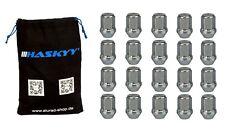 20 Radmuttern für Felgen Stahlfelgen Mazda 6 & MPS/Sport GG/GY/GG1/GH/GHE - M15