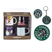 Starbucks Korea 2017 Demitasse Espresso Mug Set + Free Gift Coaster Smart Ring