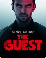 The Guest Blu-Ray (2018) Dan Stevens, Wingard (DIR) cert 15 ***NEW***