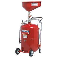 Lincoln Industrial 3614 pressurisé utilisé vidange huile