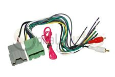 Car Radio Stereo Wire Harness for Aftermarket Stereo Installation WH-0040