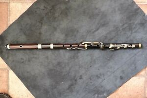 Used Antique Wooden 8-Key Flute.  Great For Irish Music.  Now With Soundclips
