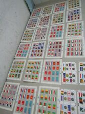 Nystamps UN United Nation much mint NH stamp flag sheet collection