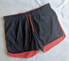 Women's Nike Dri-Fit Shorts Athletic Workout Exercise Size Large Euc