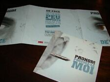 PROHOM - RARE PRESS PACK PROUVEZ-LE MOI !!!!!!!!!!!!!!!