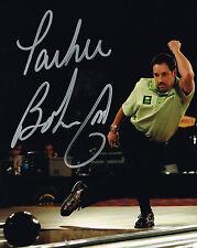 PARKER BOHN III signed PBA 8X10 PHOTO COA