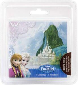Cricut Disney Frozen Cartridge - 100 Unique Images