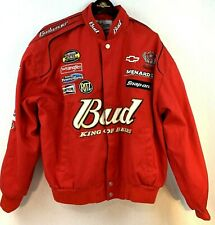 Dale Earnhardt Jr. Budweiser NASCAR RACING Jacket XL Chase Authentics 2009009