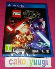 LEGO STAR WARS LE REVEIL DE LA FORCE SONY PS VITA NEUF 100% FRANCAIS