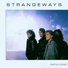 STRANGEWAYS - Native Sons [Bonus Tracks] - SEALED CD