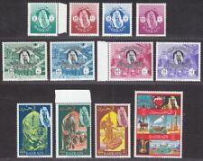 Bahrain 1966 Definitives Set UM Mint SG139-150 cat £48 MNH