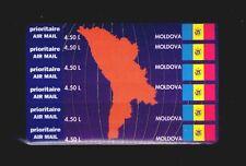 Moldawien Moldova 1994 Michel 145-150 Markenkarte Postfrisch ** MNH