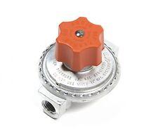 Adjustable 0 to 20psi Propane Regulator LP LPG Gas parts Precimex 7003 500k BTU