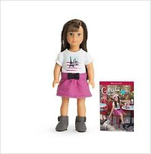 American Girl Grace MINI Doll of the Year and Mini Book - Brand New In Box