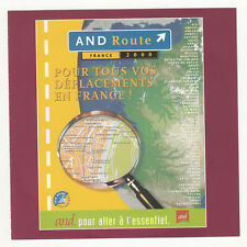 *** AND Route - France 2000 *** CDRom PC - Neuf - vintage 1999