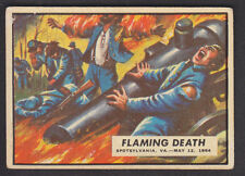 A&BC - Civil War News 1965 - # 65 Flaming Death