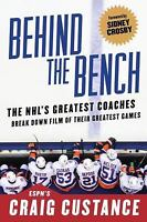 Behind the Bench: Inside the Minds of Hockey's Greatest Coaches (Paperback or So
