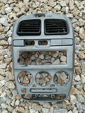 04  HYUNDAI ACCENT DASH COWL RADIO TEMPERATURE TRIM BEZEL