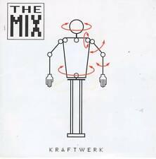 KRAFTWERK - THE MIX (1991/2009) Electronic Krautrock CD Jewel Case+FREE GIFT
