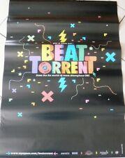 Beat Torrent - 70x100cm - AFFICHE / POSTER