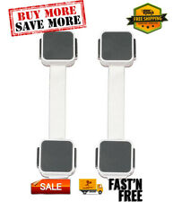 Dual Locking Multi Use Latch, Flexible strap, Easy to install