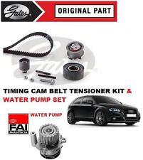 AUDI A3 2.0 TDI 136BHP 140 BHP 2003-2012 TIMING BELT KIT tensionatore e pompa acqua