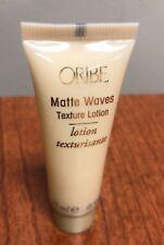 NeW Oribe Matte Waves Texture Lotion 15ml .5oz Mini Travel Size Bottle New Hair!