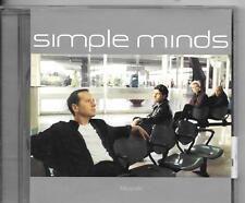CD ALBUM 9 TITRES--SIMPLE MINDS--NEAPOLIS--1998