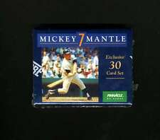 1992 SCORE MICKEY MANTLE EXCLUSIVE 20 CARD SET LOT531