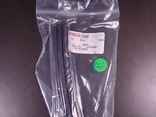 Lot of 5 7505K81 Insultab 1/2' Heat Shrink Tube 2:1 Shrink Ratio Black NOS
