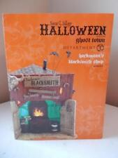 Department 56 - Halloween Hackmann's Blacksmith Shop #4036593 Ghost Town New