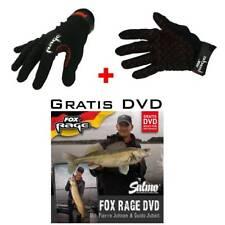 Fox Rage Handschuhe Gloves L Landehandschuh Arbeitshandschuh Fahrradhandschuh Bekleidung Angelsport