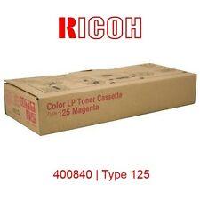 TONER RICOH MAGENTA · AFICIO CL2000 CL3100 (400840 TYPE 125) · ORIGINAL | NUEVO